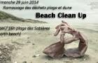 Nouveau nettoyage des plages/dunes